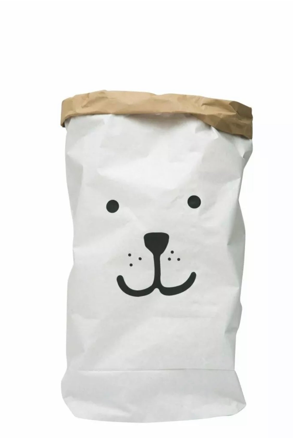 Image of Bear Paper Storage Bag