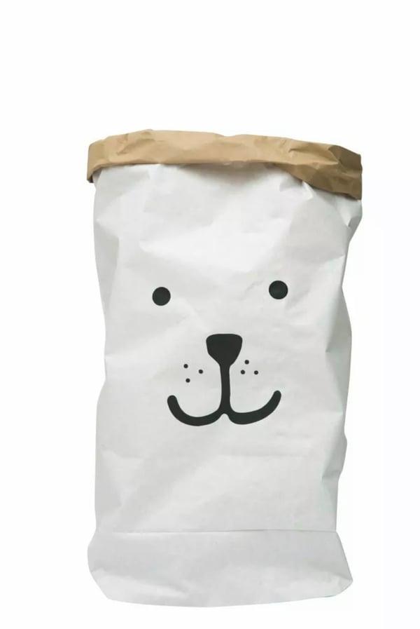Image of Bear Paper Storage Bag
