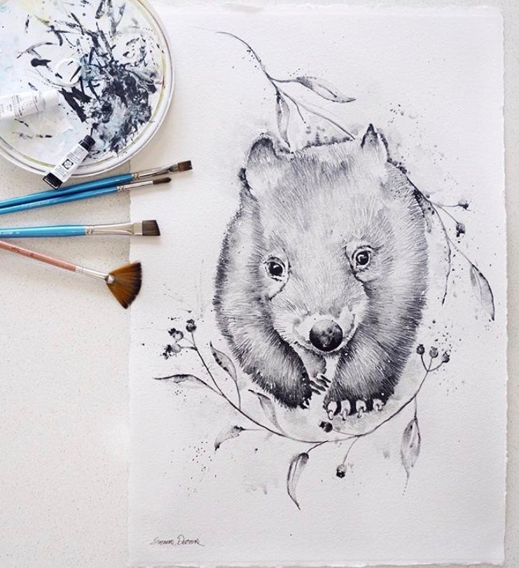 Image of Wally - the Wombat - FREE SHIPPING