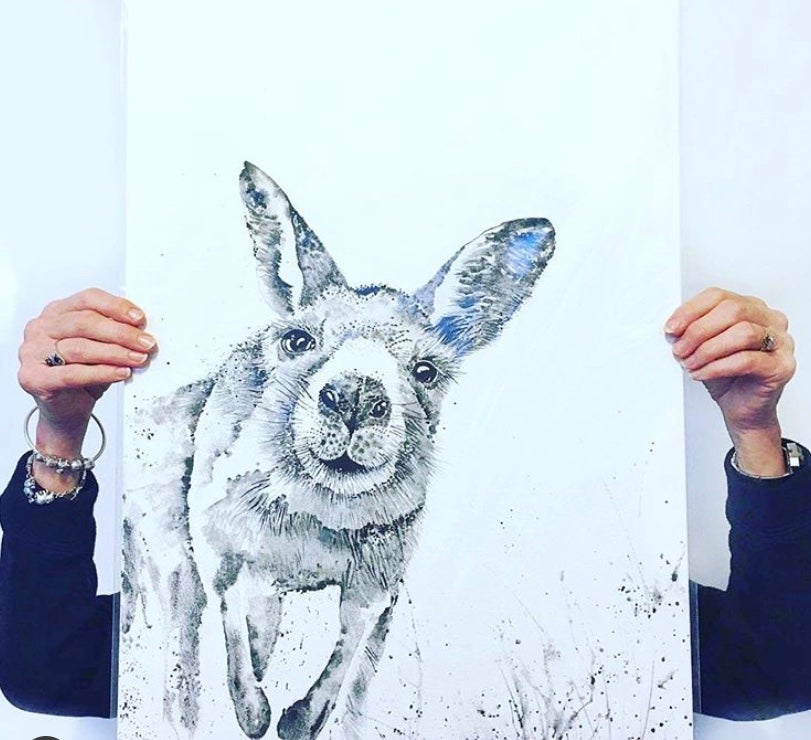 Image of Prue - The Kangaroo - FREE SHIPPING