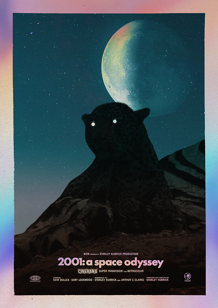 Image of 2001 A Space Odyssey Artist Proofs
