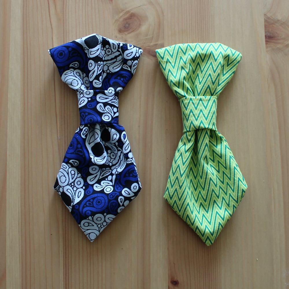 Image of Dog & cat tie