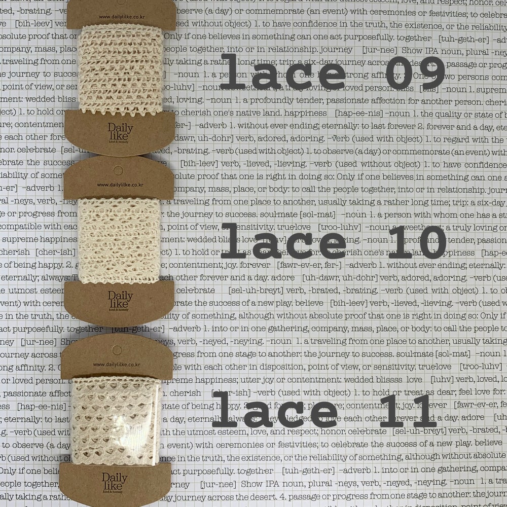 Image of lovely lace