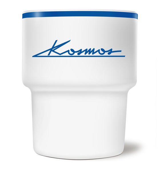 Image of RETRO CUP - KOSMOS