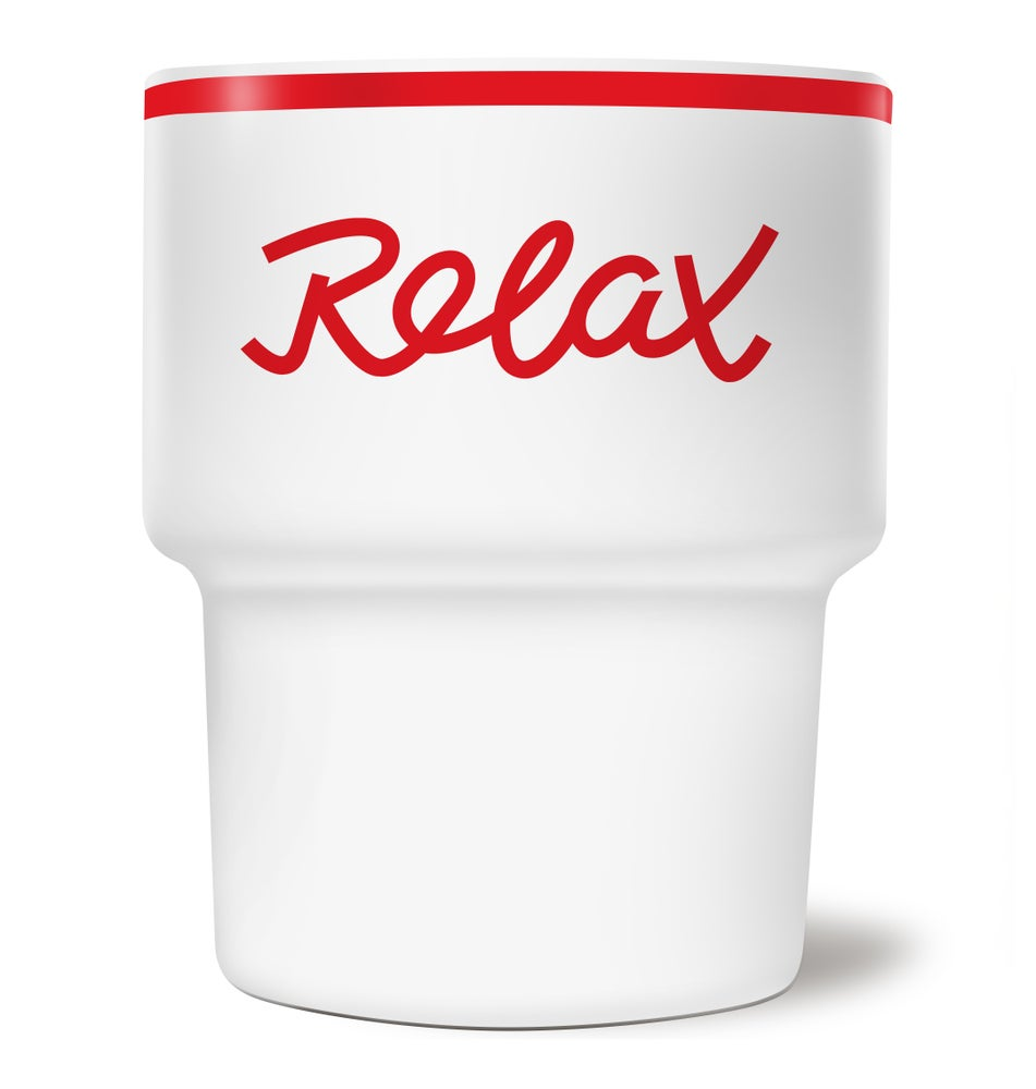 Image of RETRO CUP - Relax