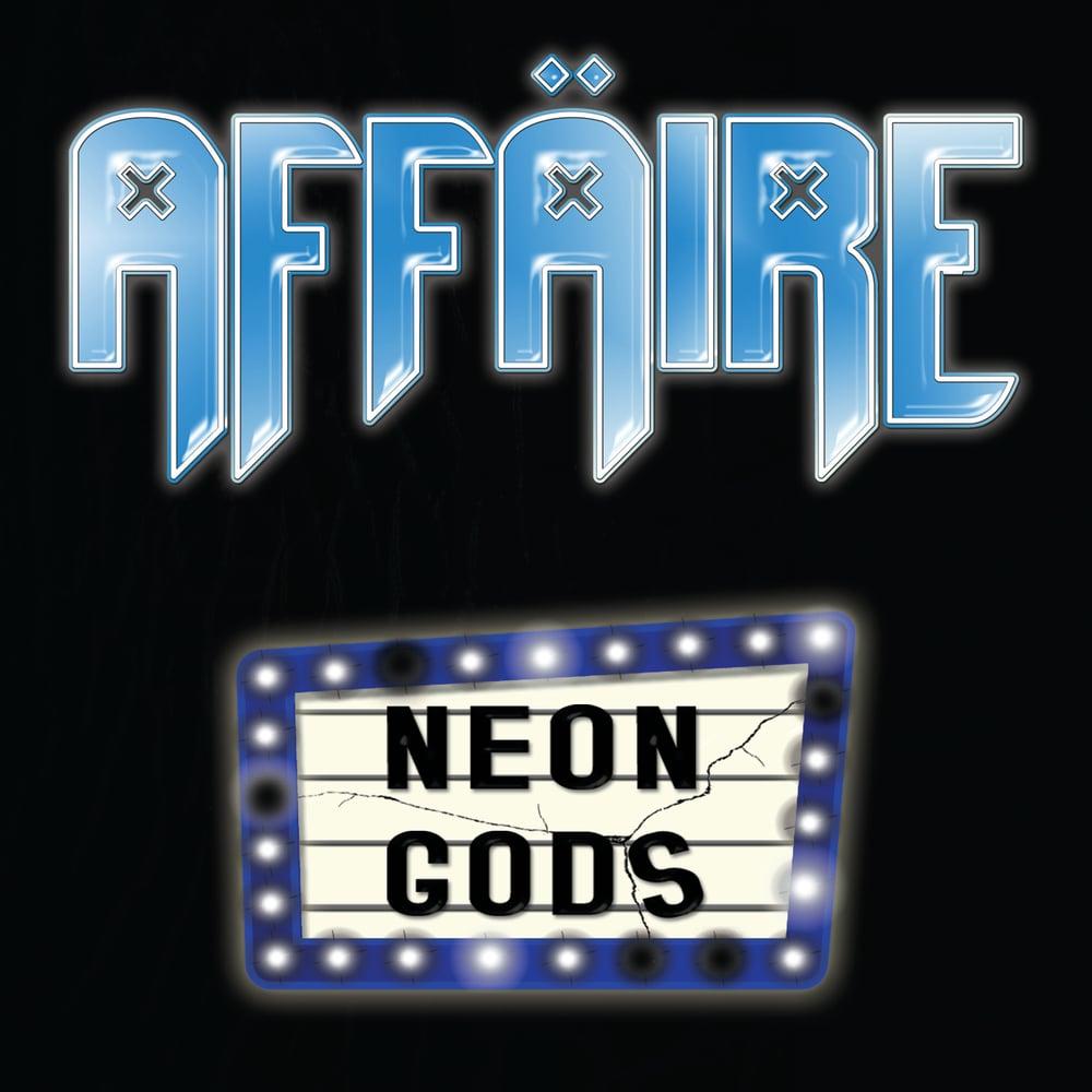 Image of 'NEON GODS' EP [CD-2017]