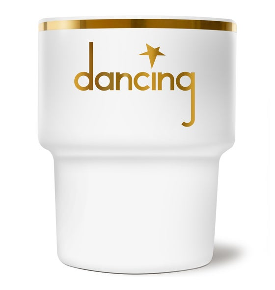 Image of Retro Cup - Dancing