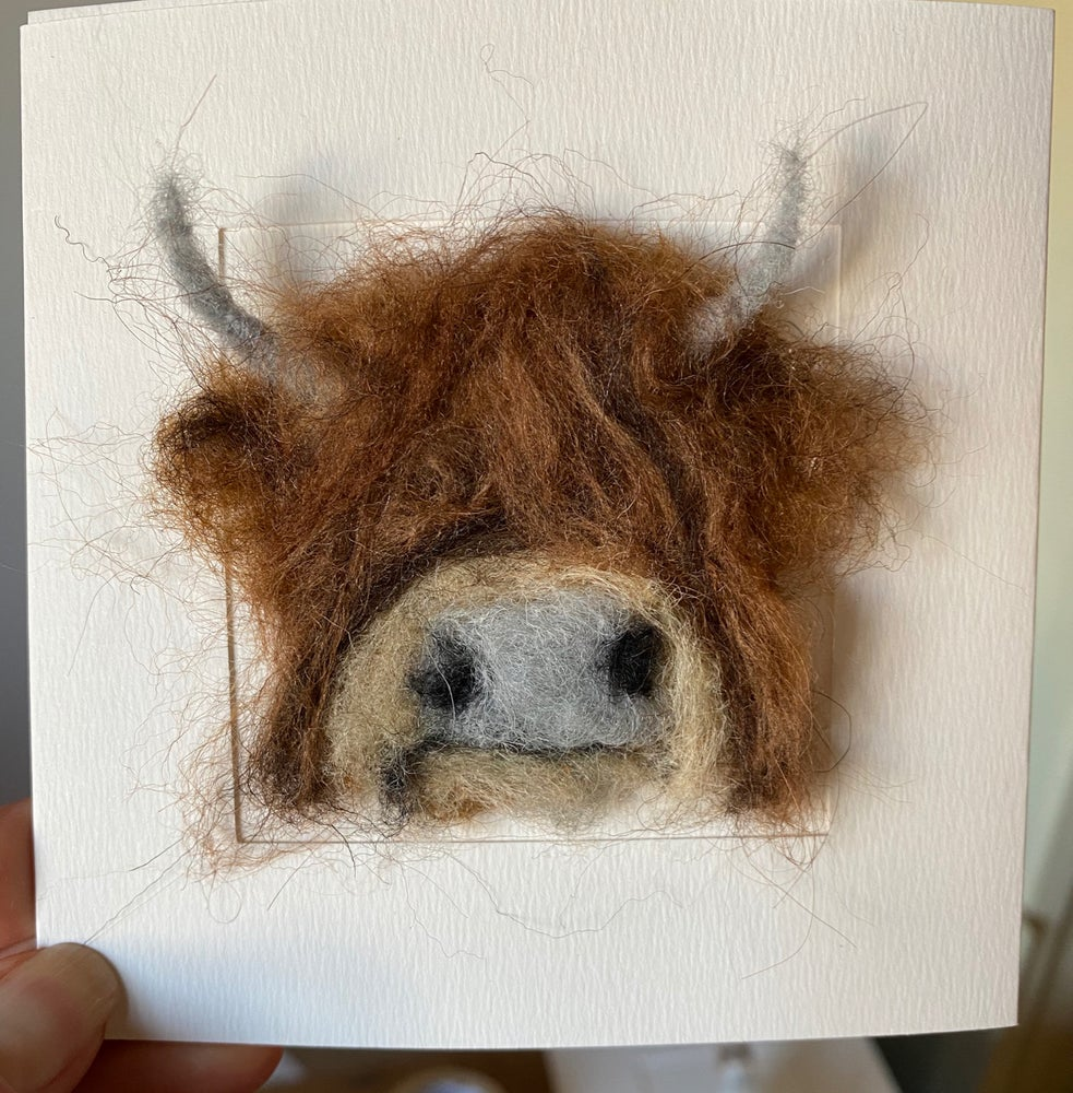 Image of Highland Card