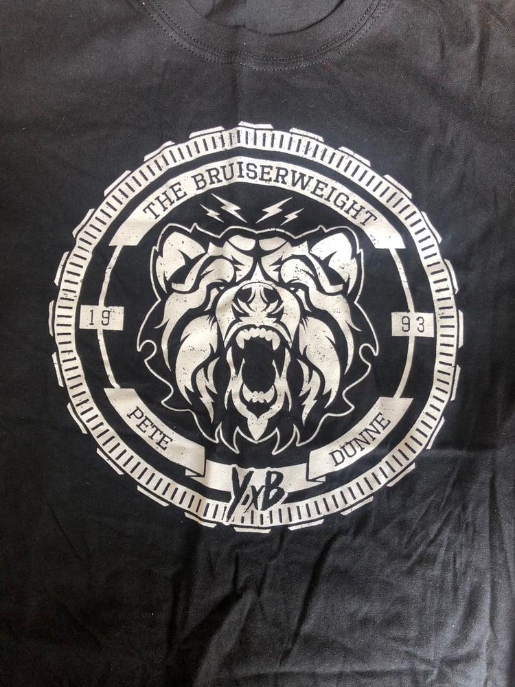 Image of BLACK Bruiserweight T shirt