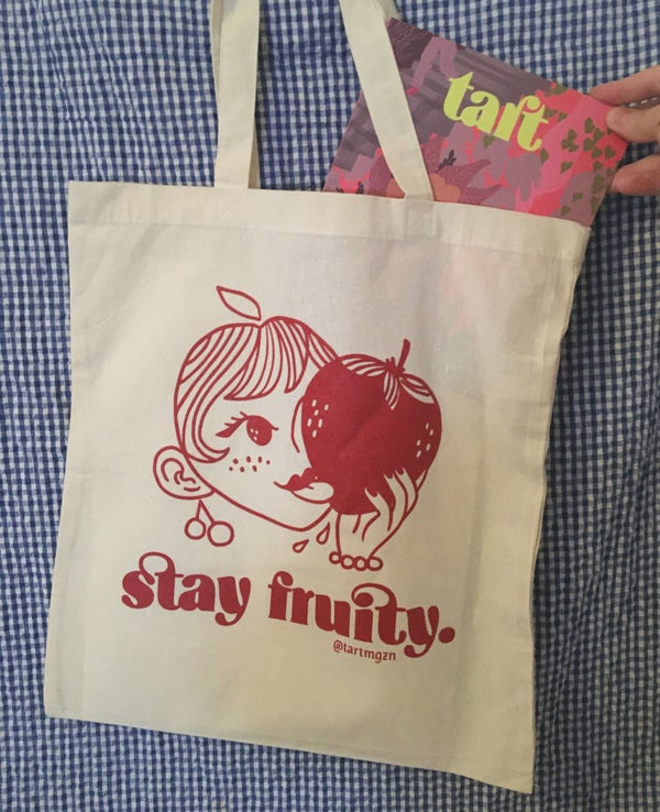 Image of Stay Fruity Tote