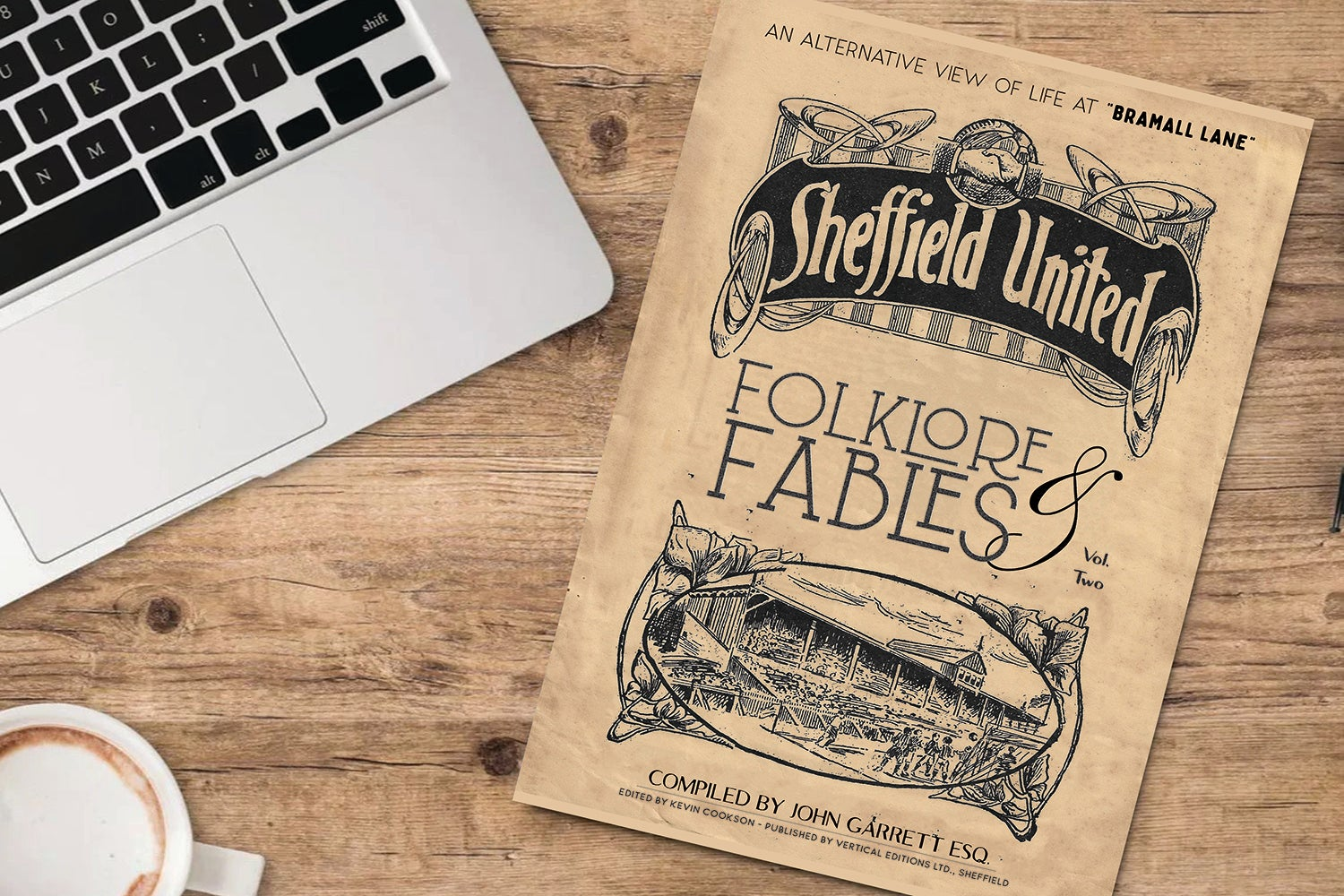 Image of Folklore and Fables - An alternative look at Sheffield United