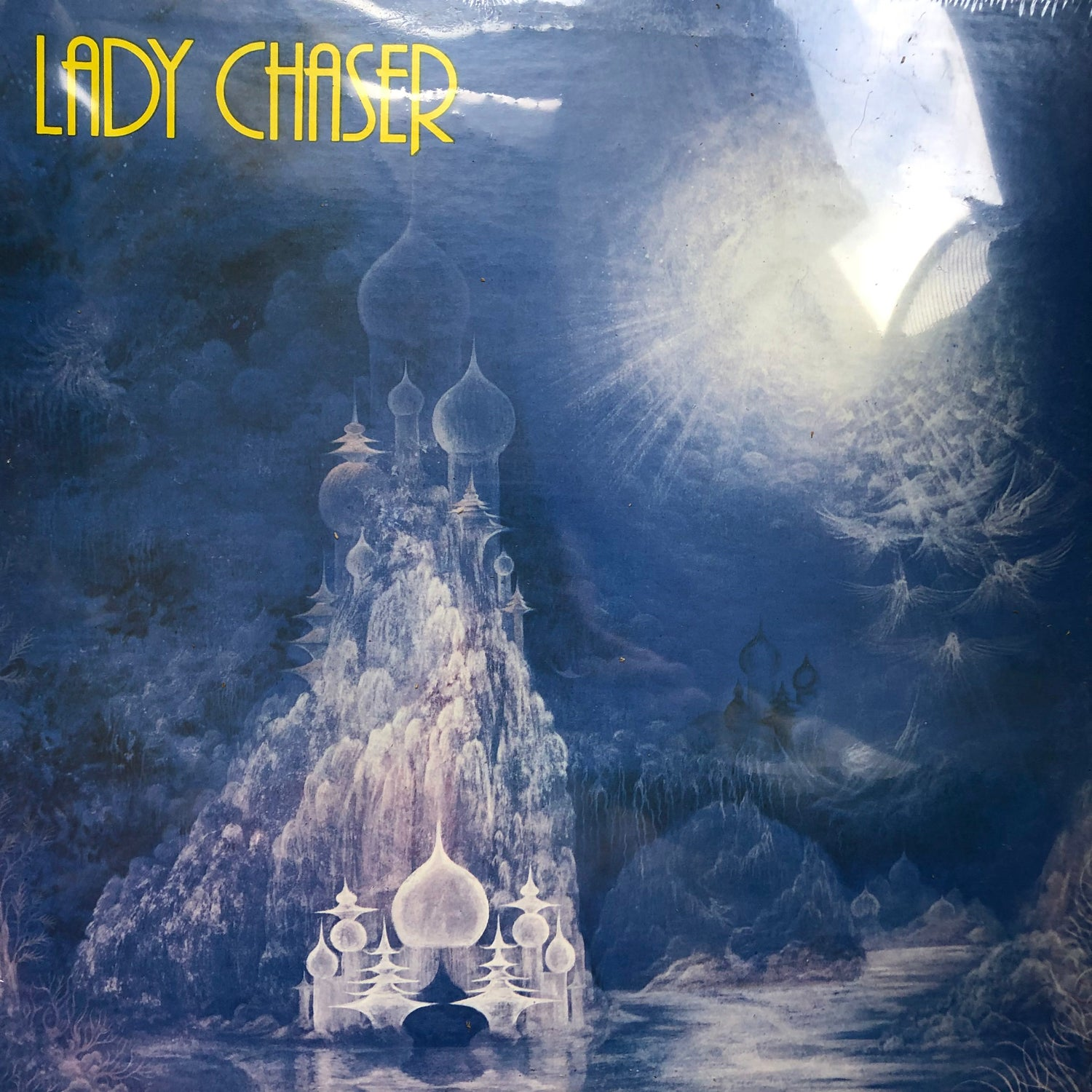 Image of Lady Chaser - Lady Chaser