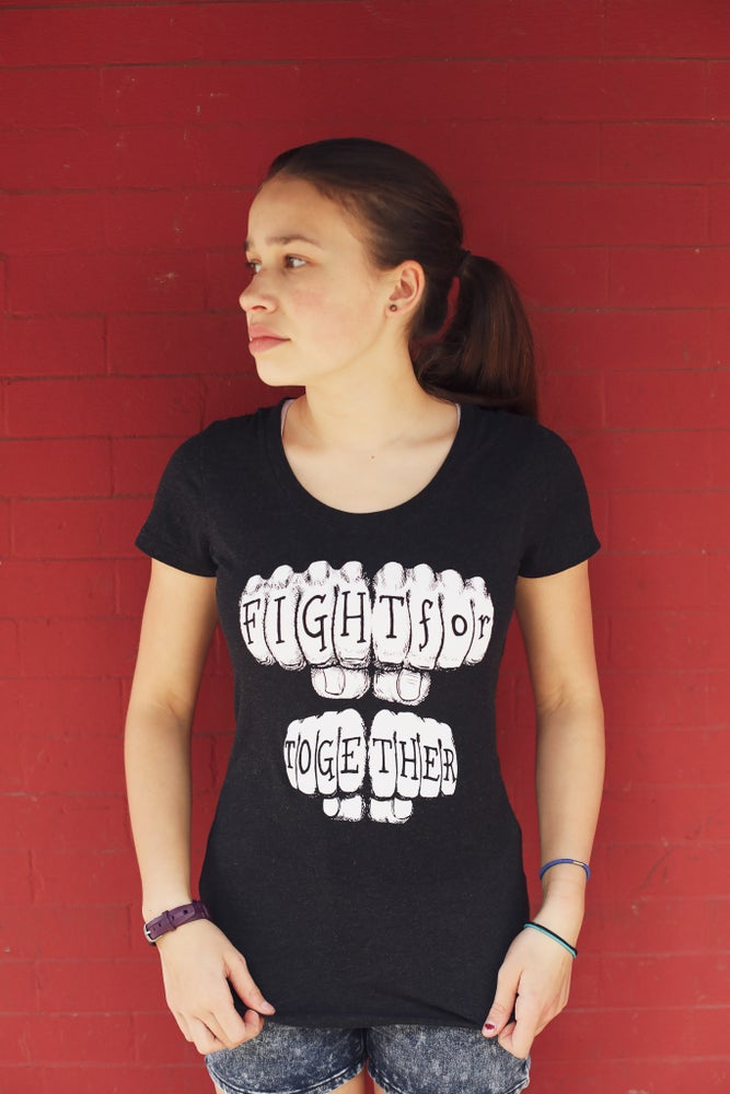 Image of Fists T-shirt