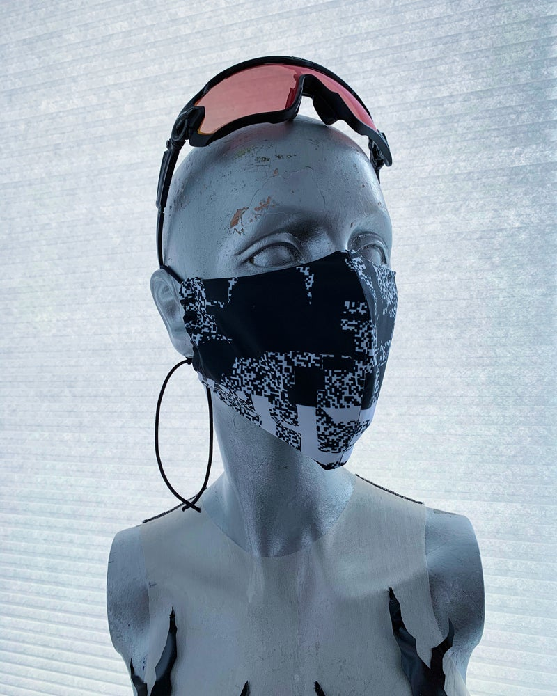 Image of Covid19 : No signal' mask ( 20% off discount )