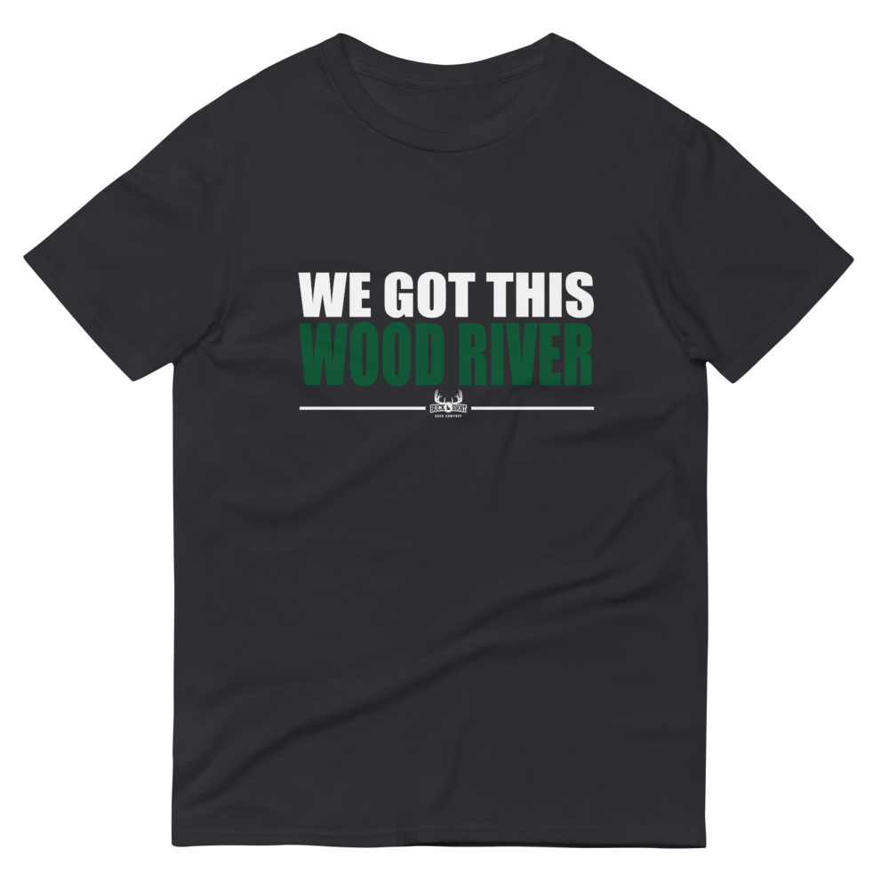 Image of We Got This Wood River Tee ( 100% of Net Profits go to Local Food Bank )