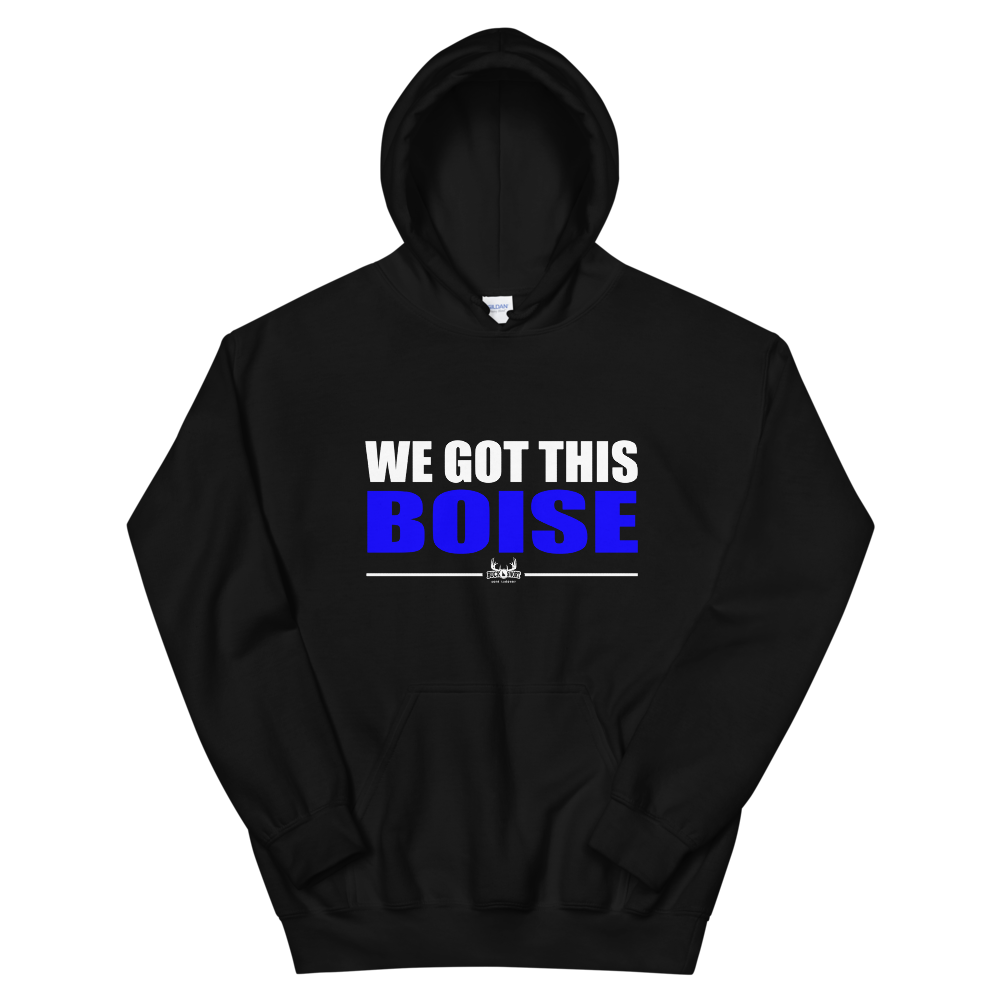 Image of We Got This Boise Hoodie ( 100% of Net Profits go to Local Food Bank )