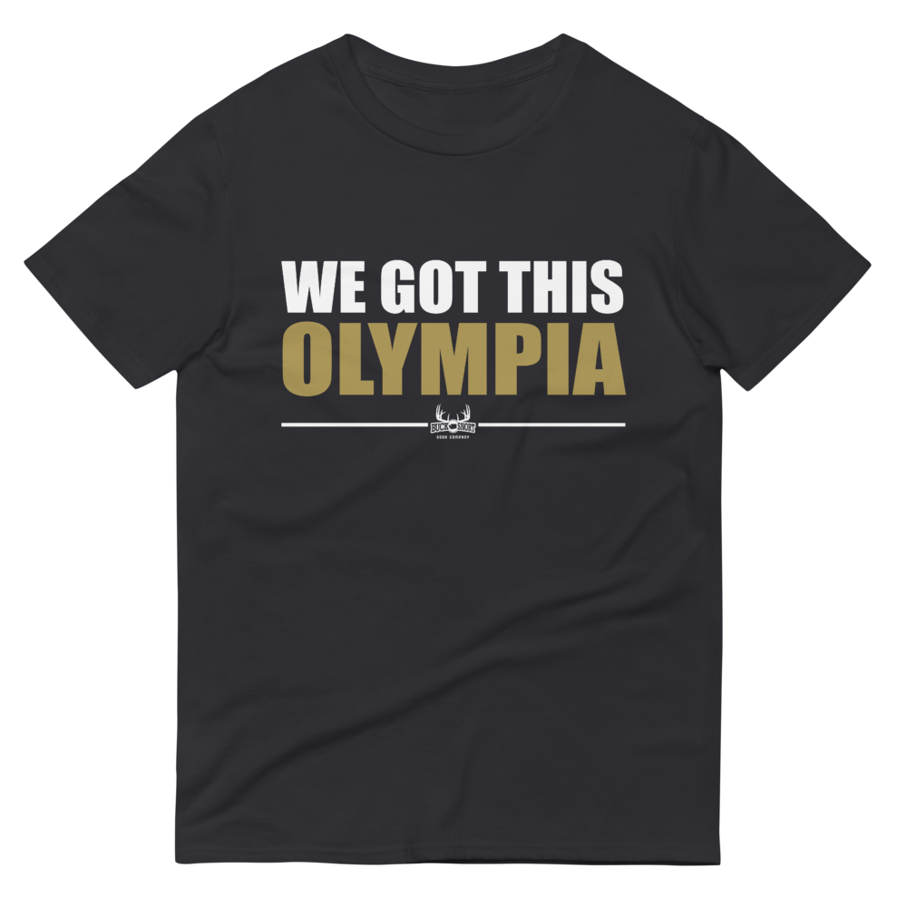Image of We Got This Olympia Tee ( 100% of Net Profits go to Local Food Bank )
