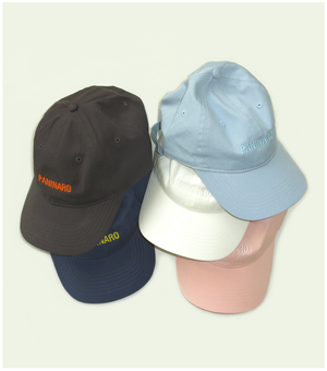 Image of 'PANINARO' BASEBALL CAP [TONAL COLOURS]