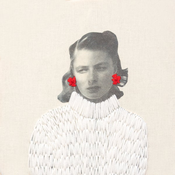 Image of Bastidor Ingrid Bergman