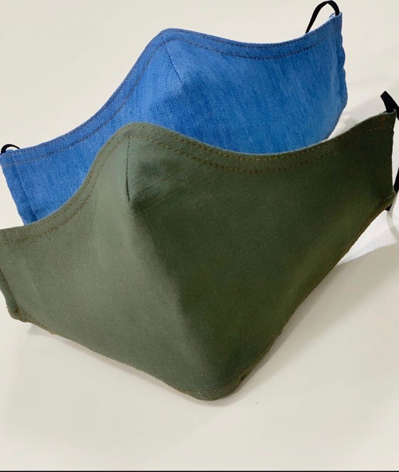 Image of Solid Color Mask