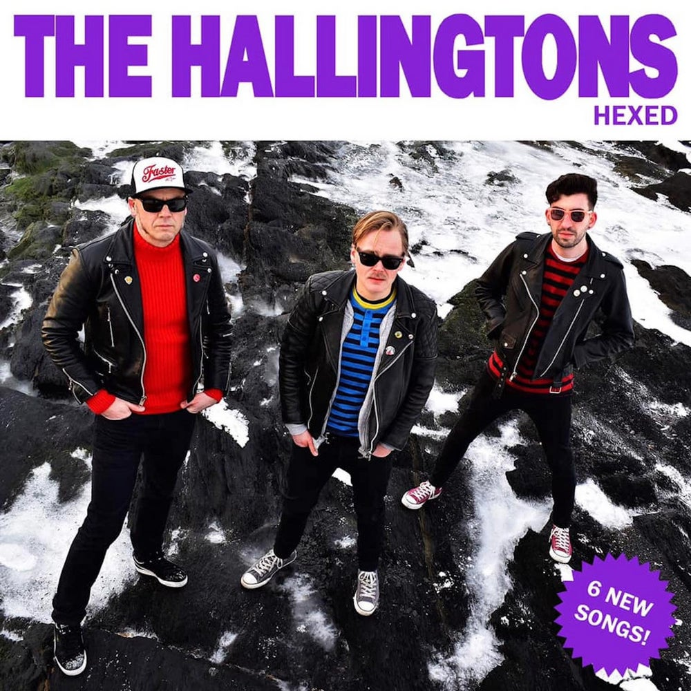 "Image of The Hallingtons - Hexed (7"")"