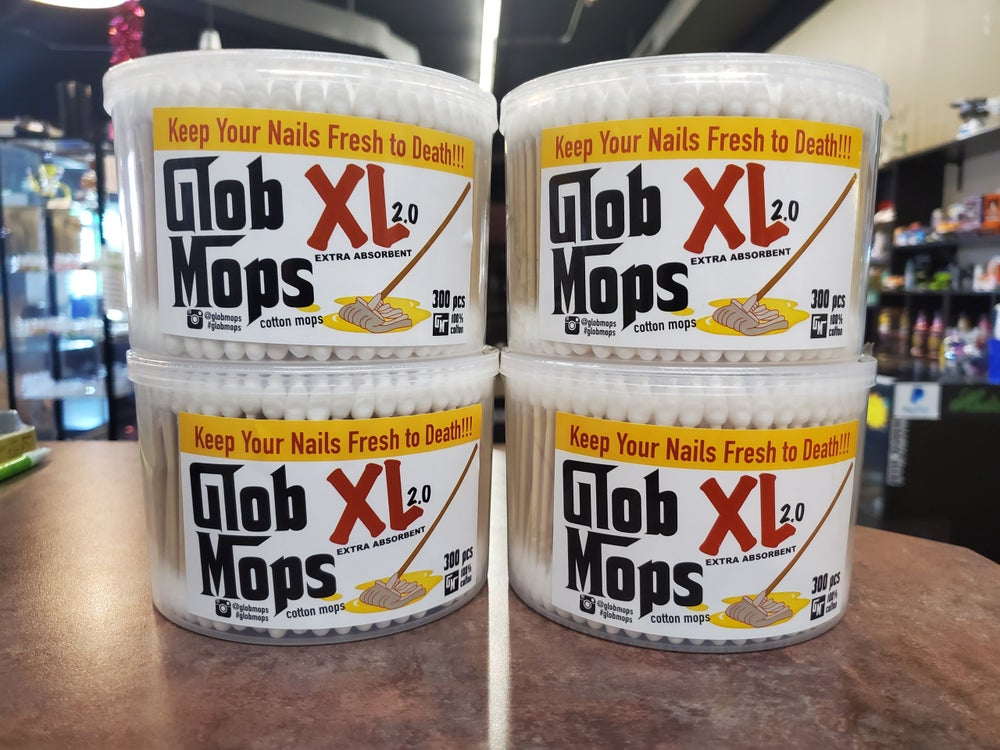Image of Glop Mops XL 2.0 & Travel Packs