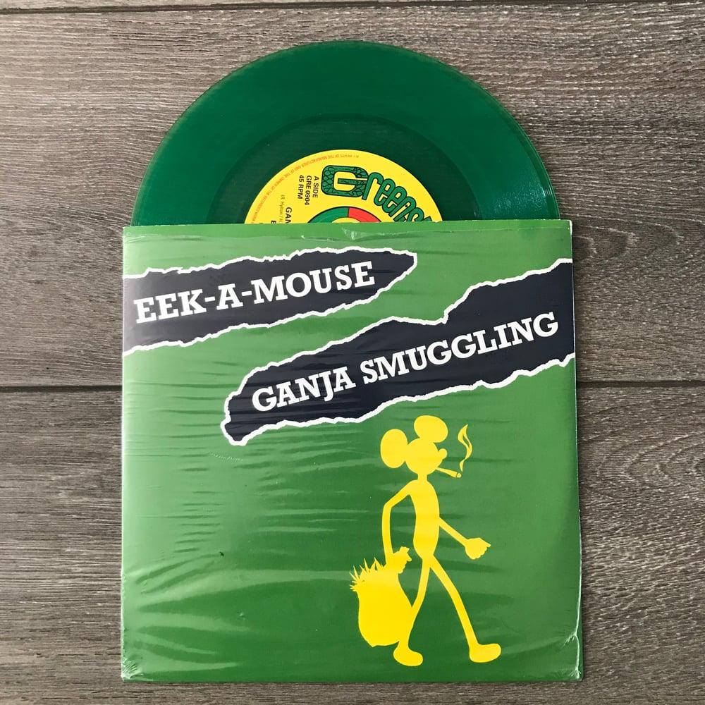 Image of Eek-A-Mouse - Ganja Smuggling 7 Inch