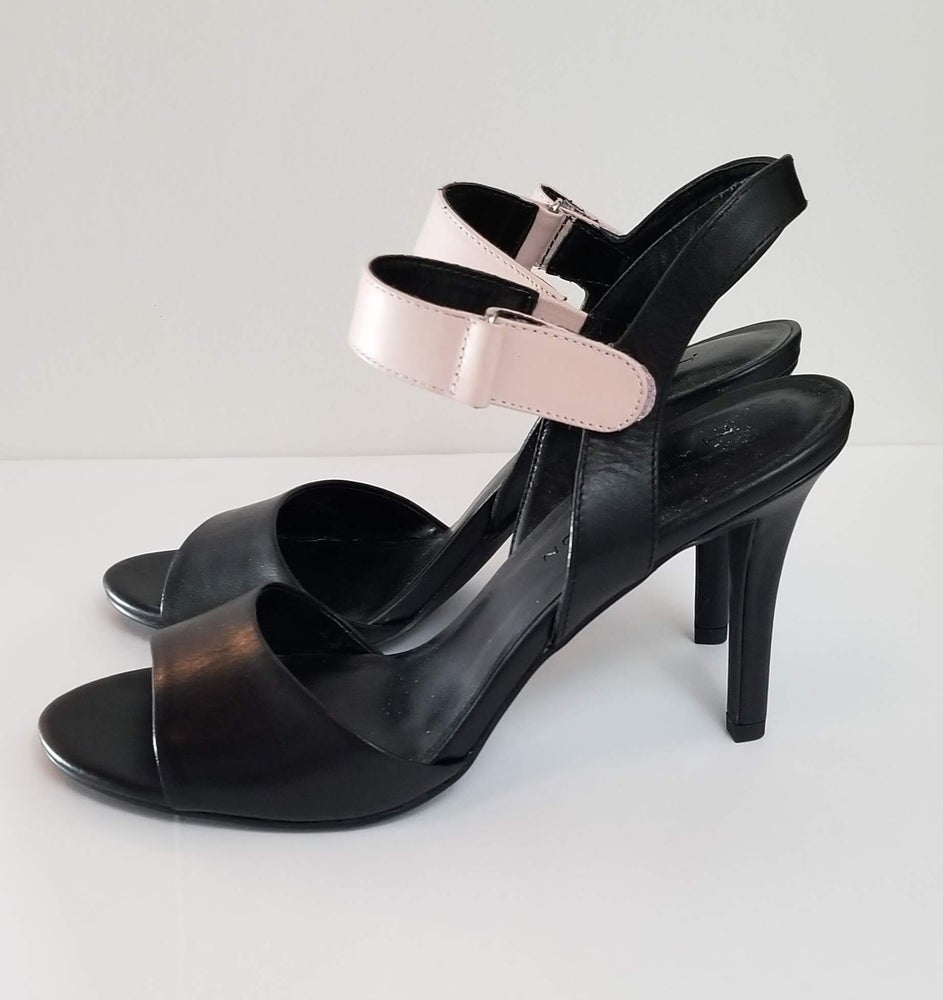 Image of H By Halston Color Block Heels Women's Size 10
