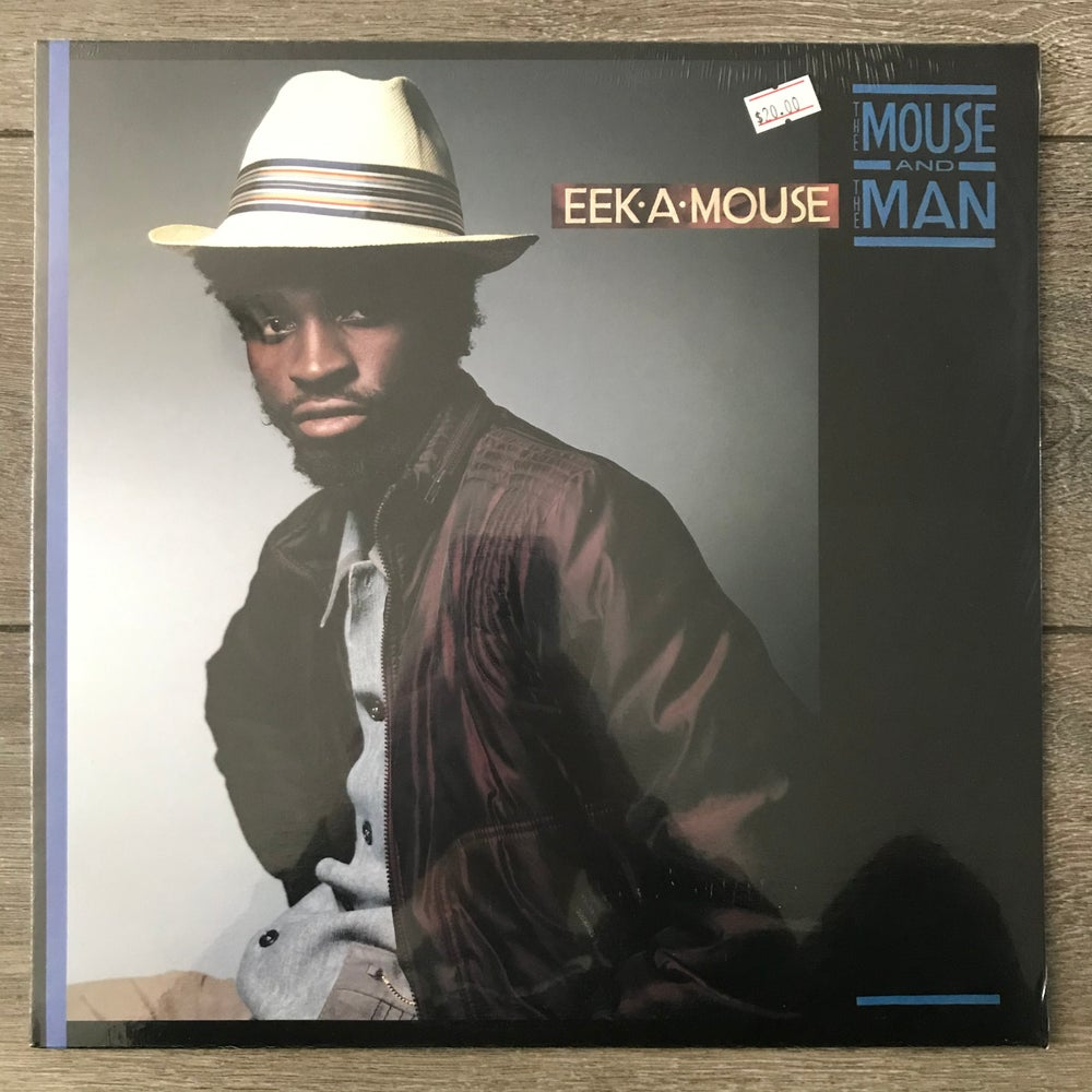 Image of Eek-A-Mouse - The Mouse and The Man Vinyl LP
