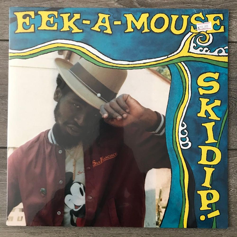 Image of Eek-A-Mouse - Skidip! Vinyl LP