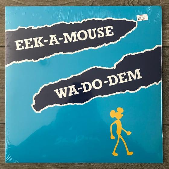 Image of Eek-A-Mouse - Wa-Do-Dem Vinyl LP