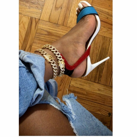 Image of Cuban Link Anklets