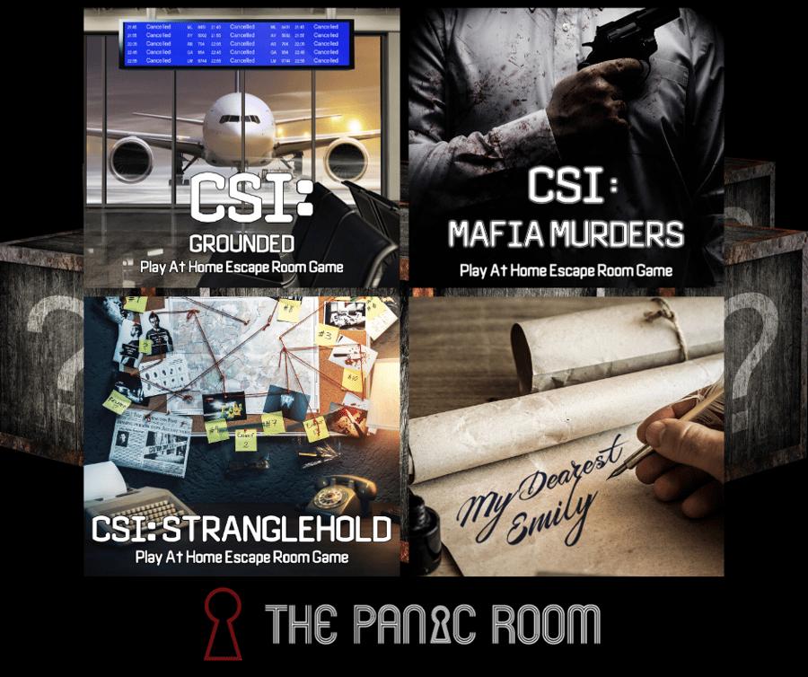 Image of Online Escape Room Bundle #1