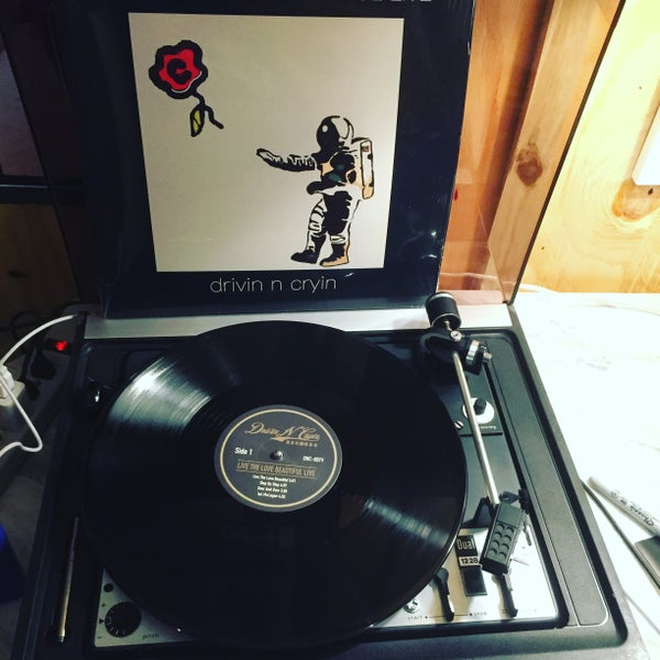 Image of Live The Love Beautiful LIVE (Black Vinyl 140g)