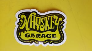 Image of Classic WG logo sticker
