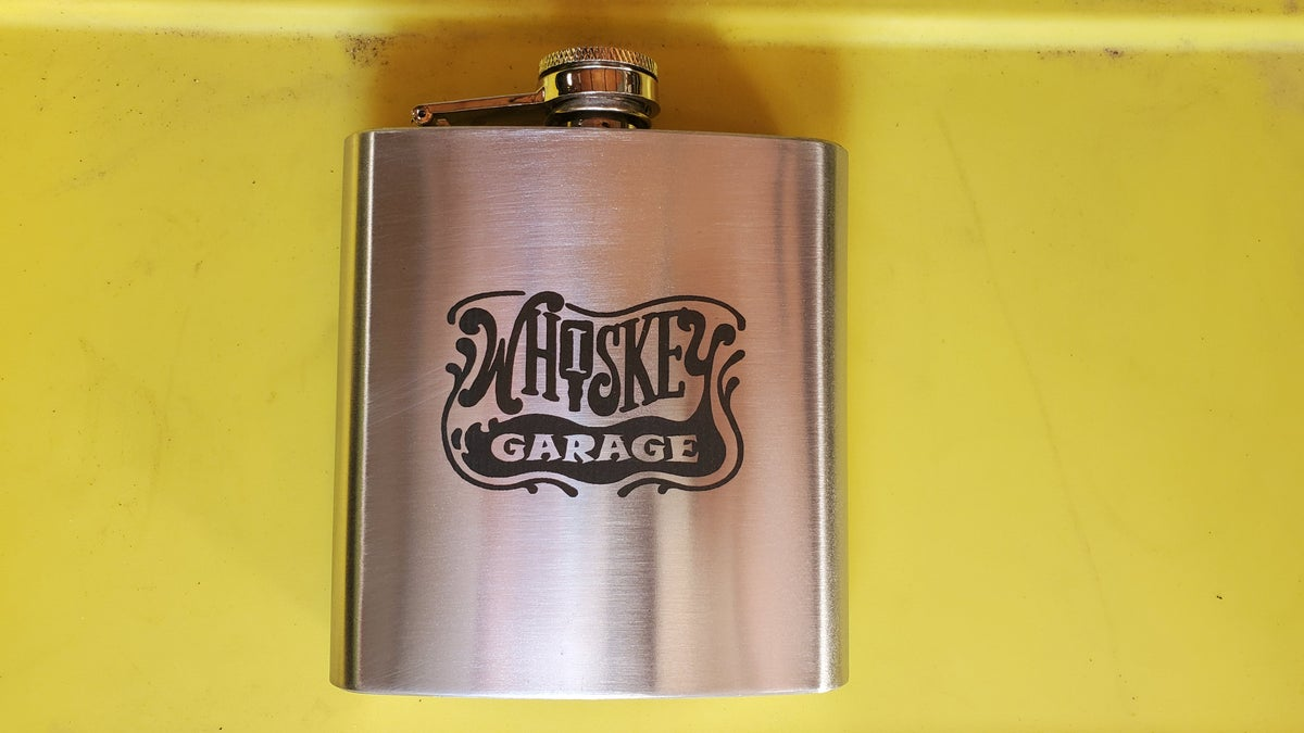 Image of Steel Flasks!