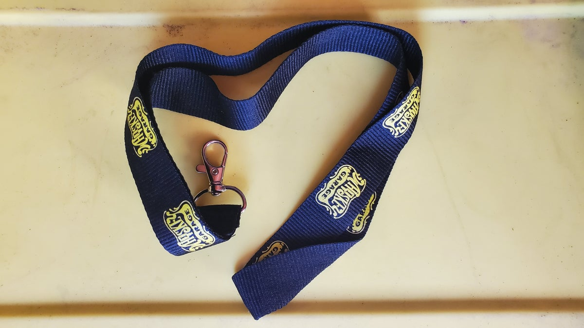 Image of Whiskey Garage Lanyards
