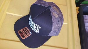 Image of Black / Grey Trucker hats