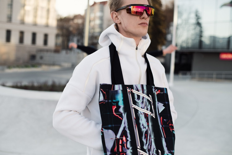 Image of DT oversized street bag