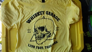 Image of Clockwork Whiskey T Shirt