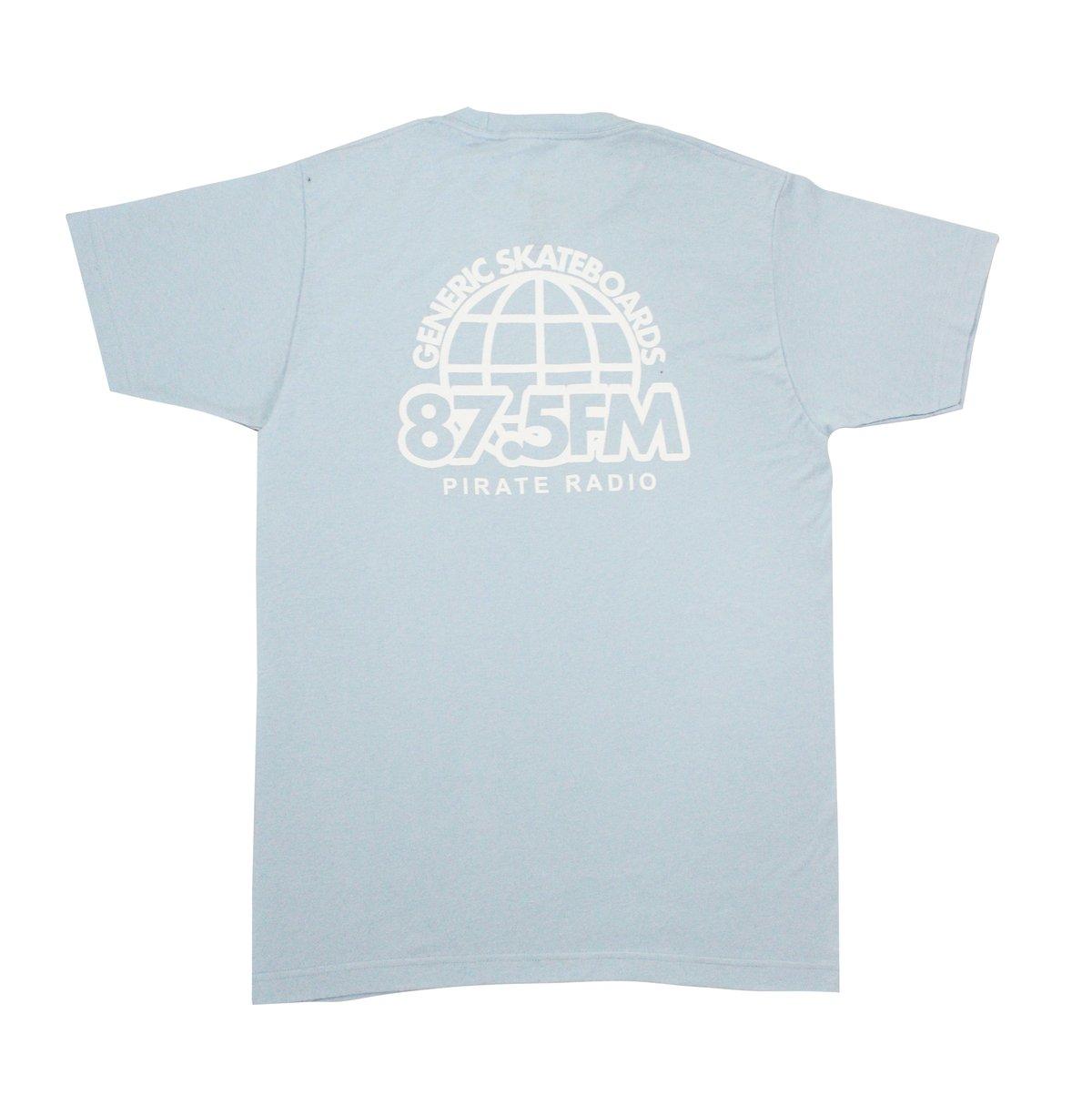 Image of Pirate Radio (Baby Blue)