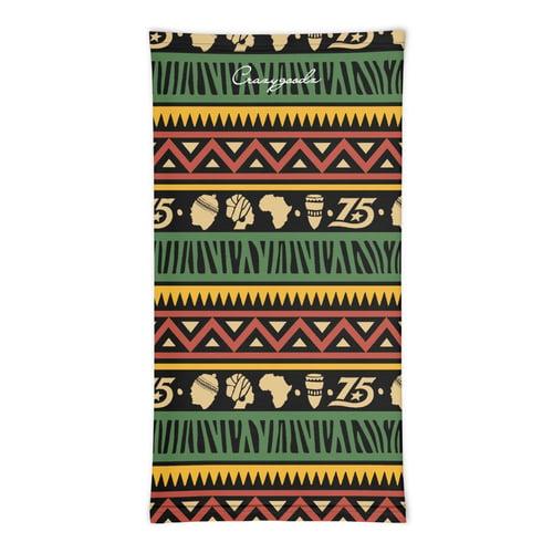Image of The Culture Multi Color Unisex Neck Gaiter