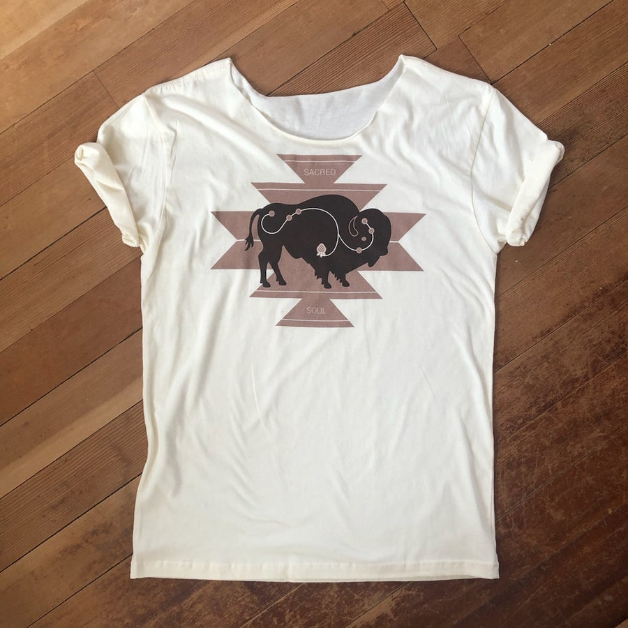 Image of Sacred Soul Swoop Tee