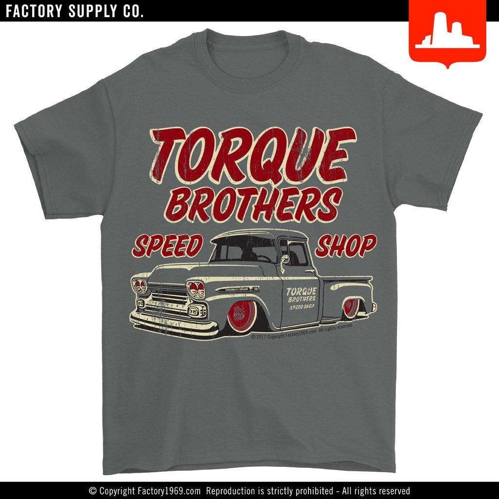 Torque Brothers TB037 - '59 Apache • KIDS