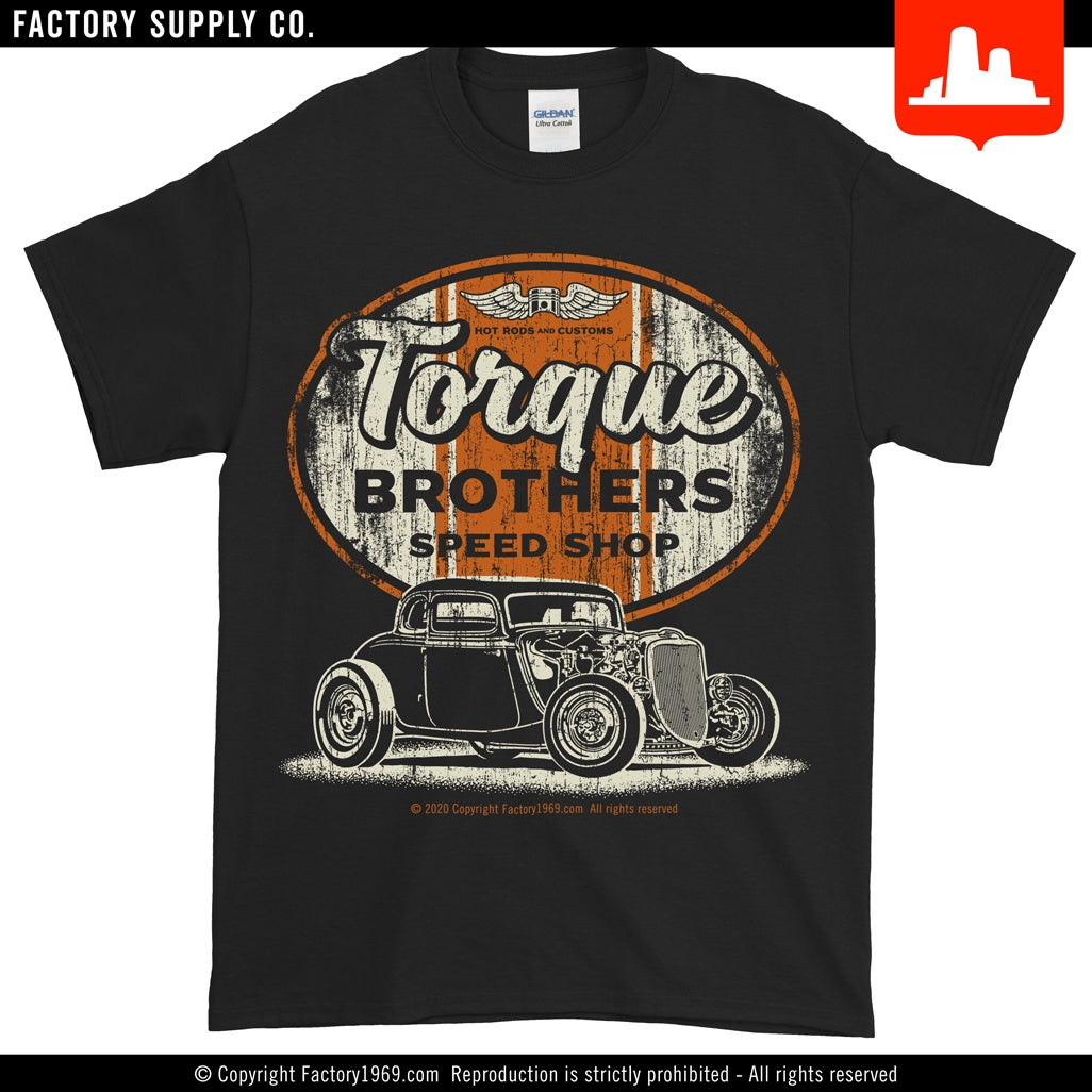 Torque Brothers TB049 - '33 Ford hot rod • KIDS