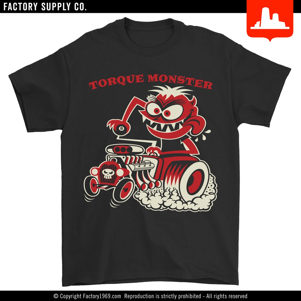 Torque Monster TM001 • KIDS