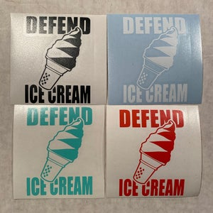 Defend Ice Cream
