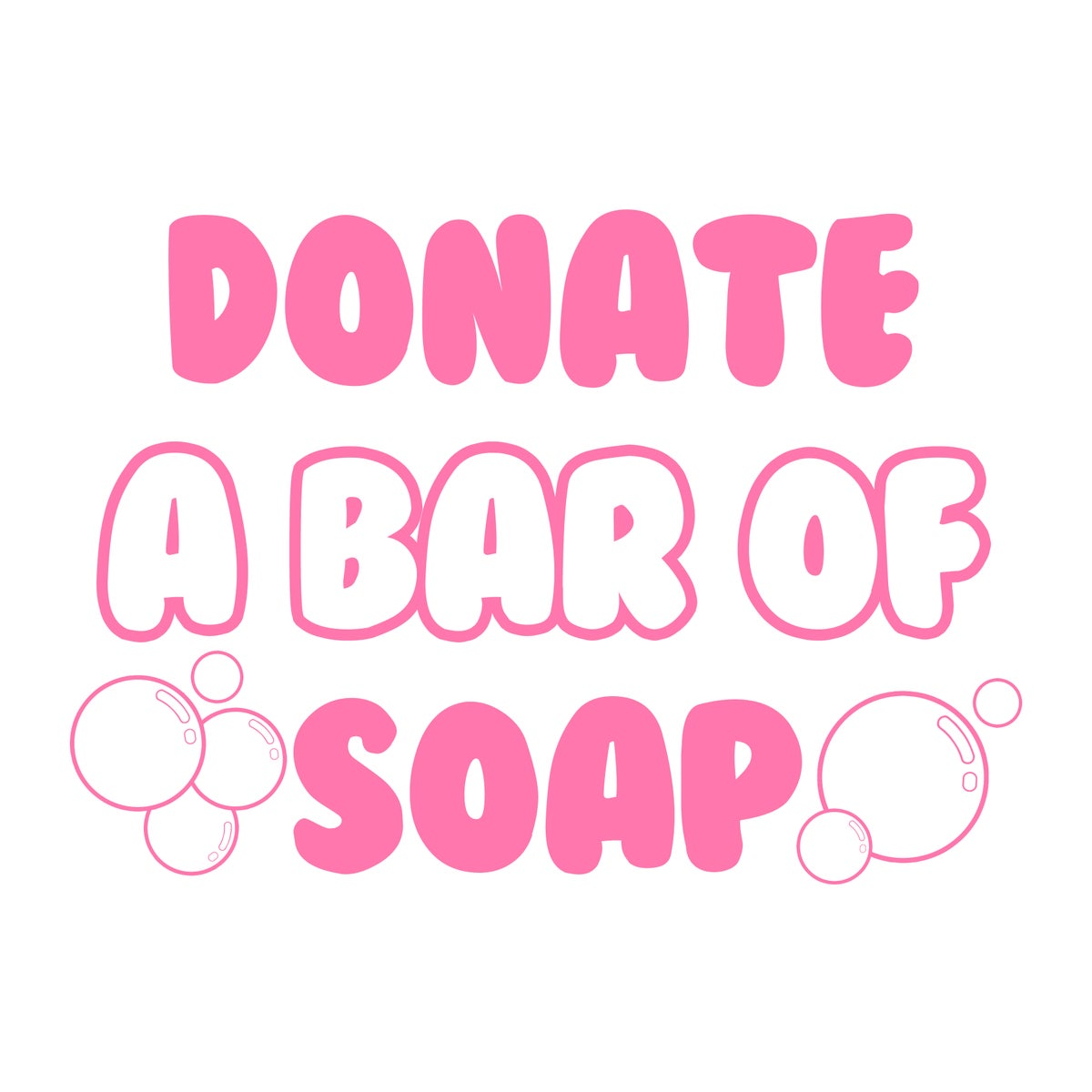 Image of Donate a Bar of Soap