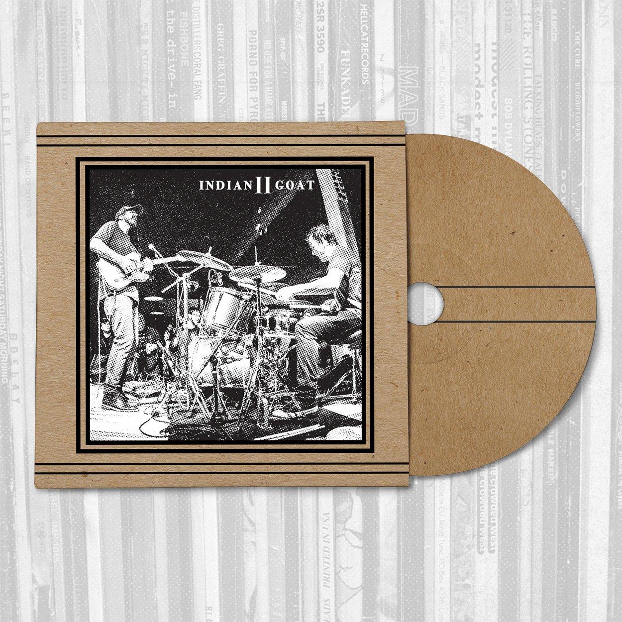 Indian Goat: II - CD