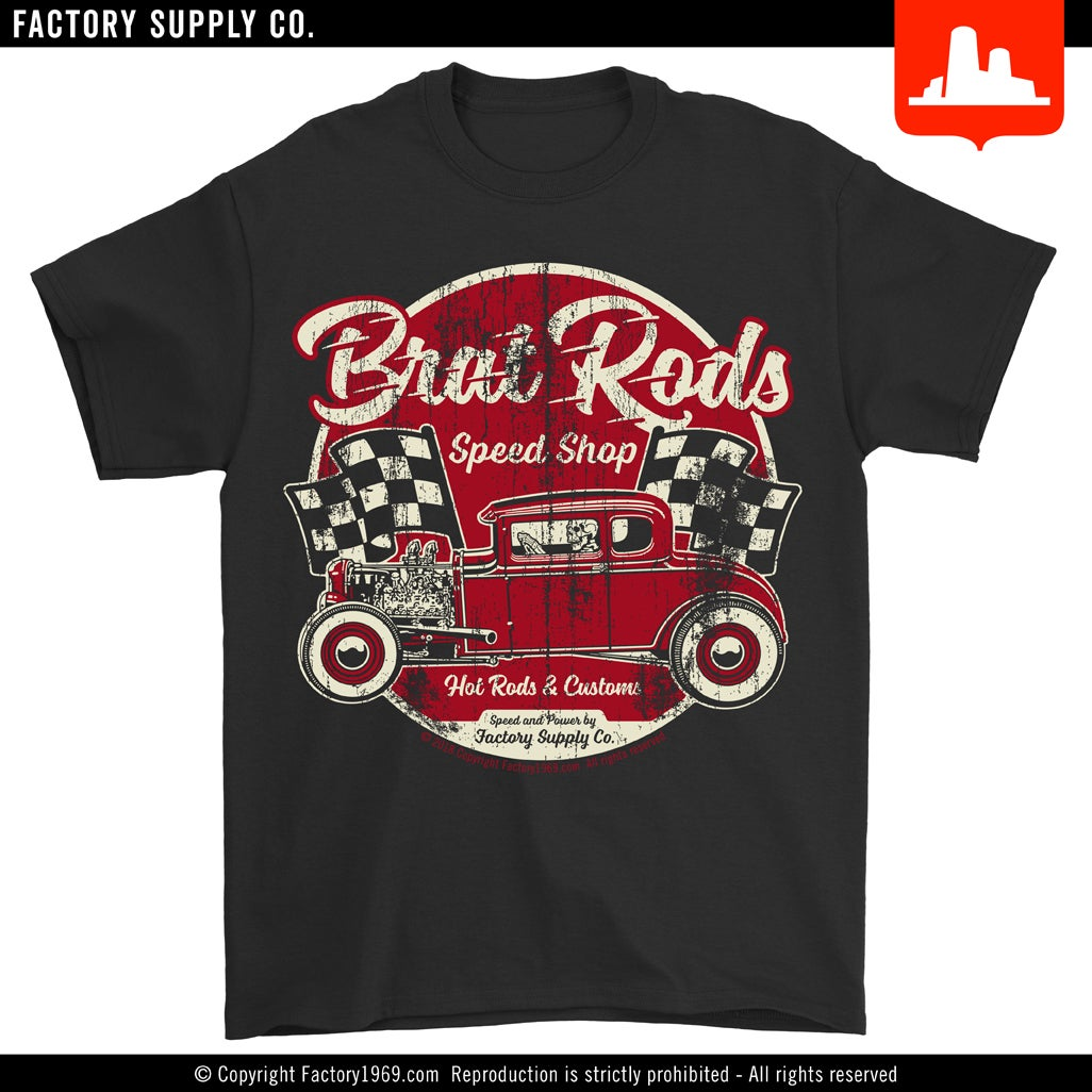 Brat Rods BR010 - '31 Model A • KIDS